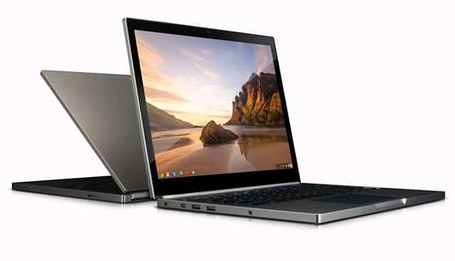 Foto Google Chromebook