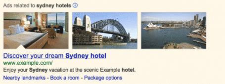 Google Adwords mit Bild