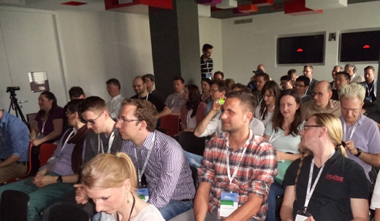 Teilnehmer AdWords Community Summit 2014