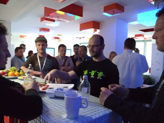 Networken beim AdWords-Community-Summit-2014