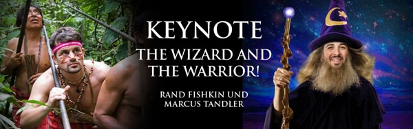 SMX 2015 Keynote: Wizard & Warrior