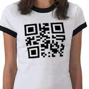 DMX 2012: QR T-Shirt