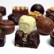 Contentcook_Pralinen als Symbol für Schokoladenhersteller Most