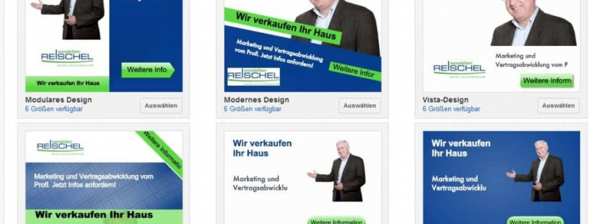 AdWords Image Anzeigen gestalten