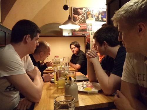 SEO Stammtisch in Wien, Teilnehmer
