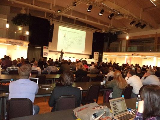 Vortrag auf der OMX 2013