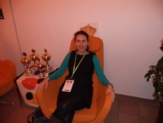 Endlich Prinzessin in der SEO-Kanzler Lounge