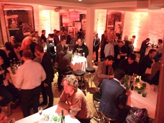 OMX und SEOkomm Parties im Gusswerk, Salzburg