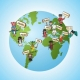 Fremdsprachen und Content-Produktion