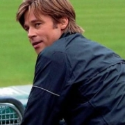 Brad Pitt im Film Moneyball