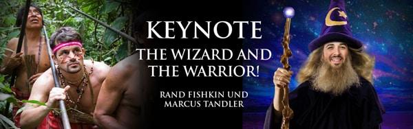 SMX 2015 Keynote: Wizard & Warrior