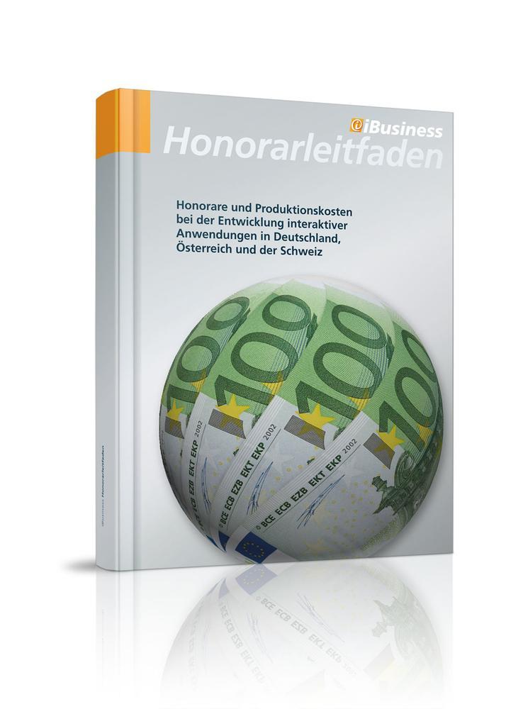 iBusiness Honorarleitfaden - Cover