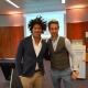 Freddy Piard und Markus Parzer von Google