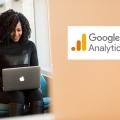 Logo Google Analytics 4 - GA4